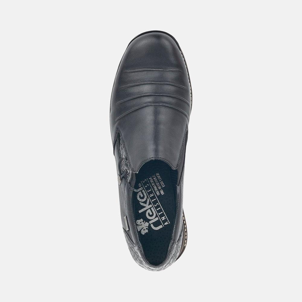 Ādas apavi, piemēroti visiem laika apstākļiem