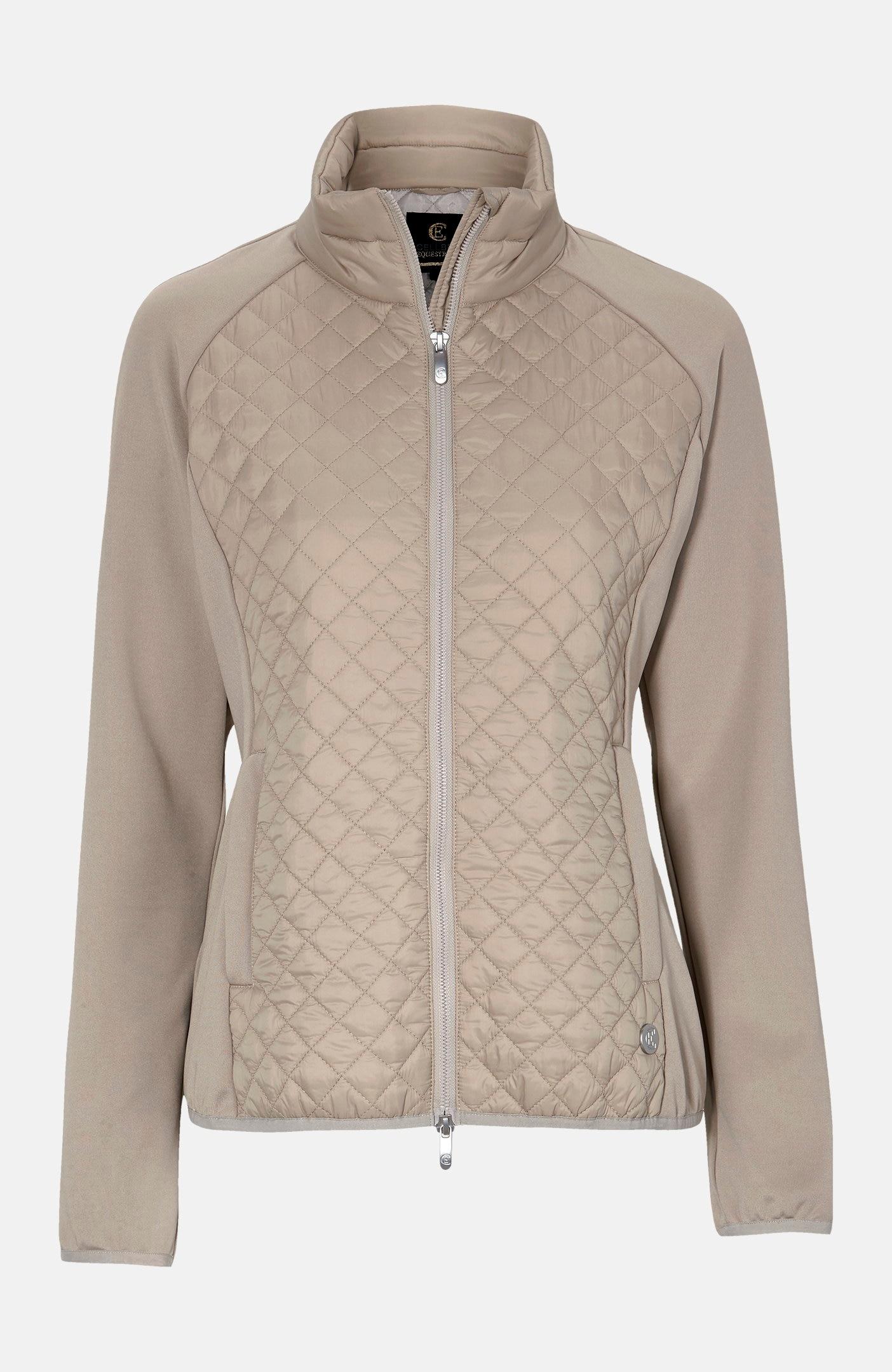 Polsterēta softshell jaka