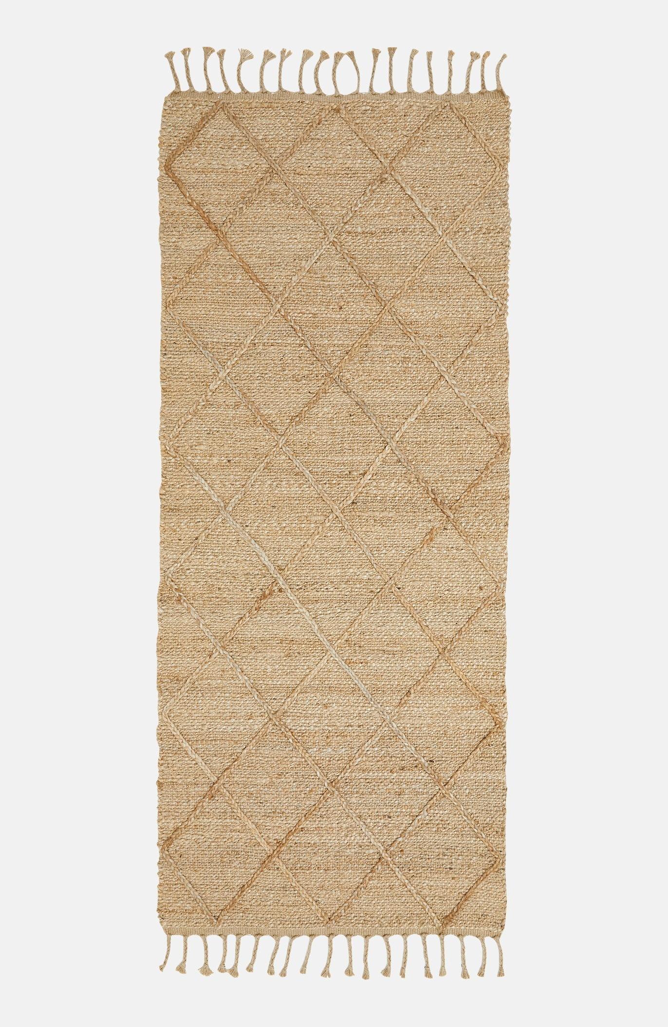 Džutas paklājs Byske