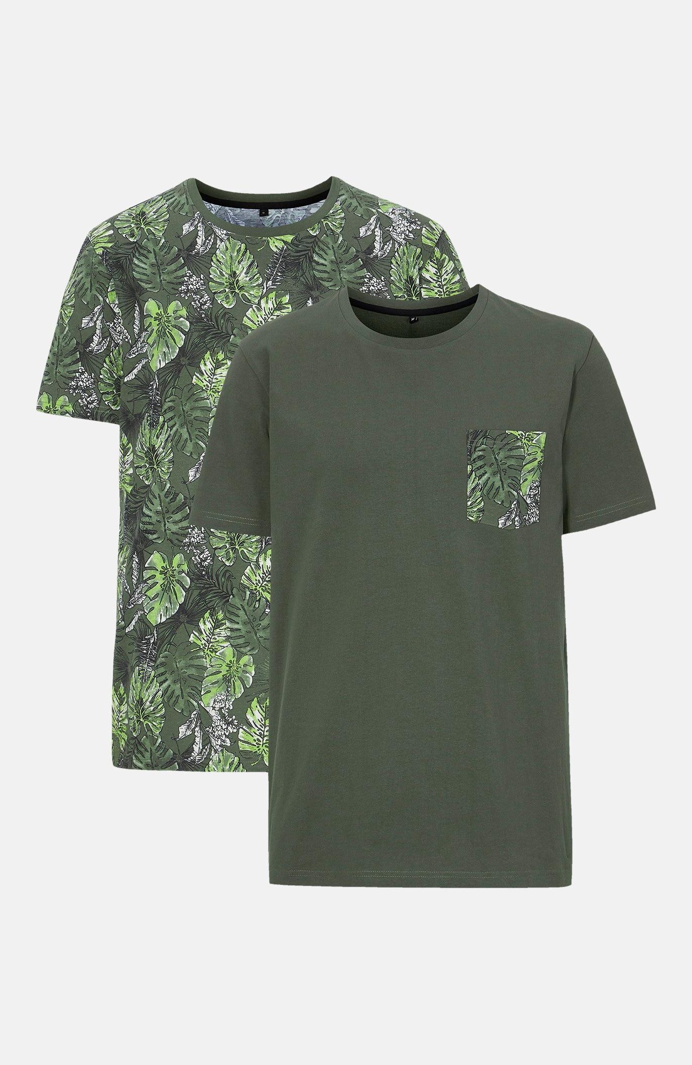 T-krekls kompl. 2 gabali
