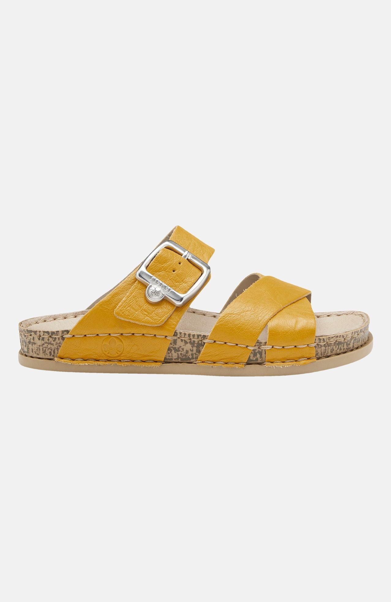 Ādas sandales