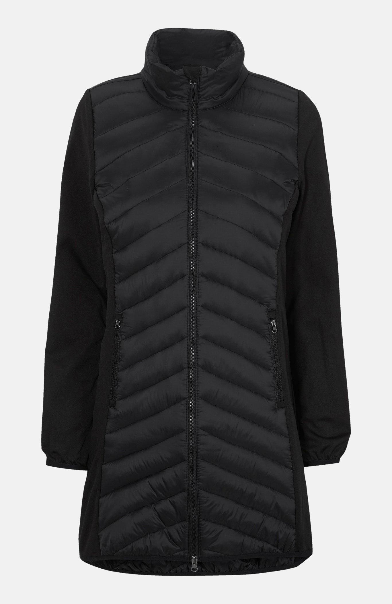 Daļēji vatēta vieglā jaka