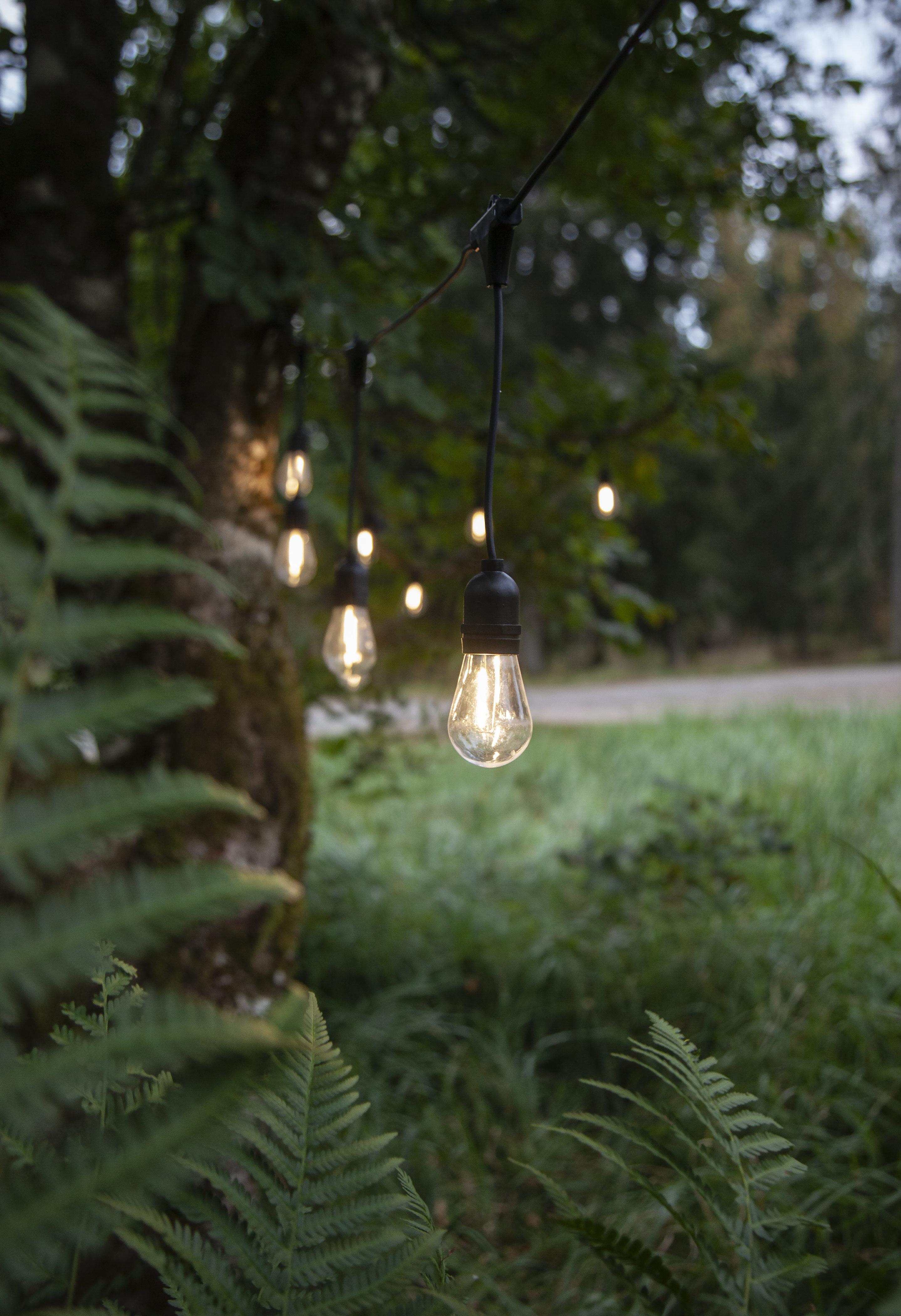 Lampiņu virtene String light