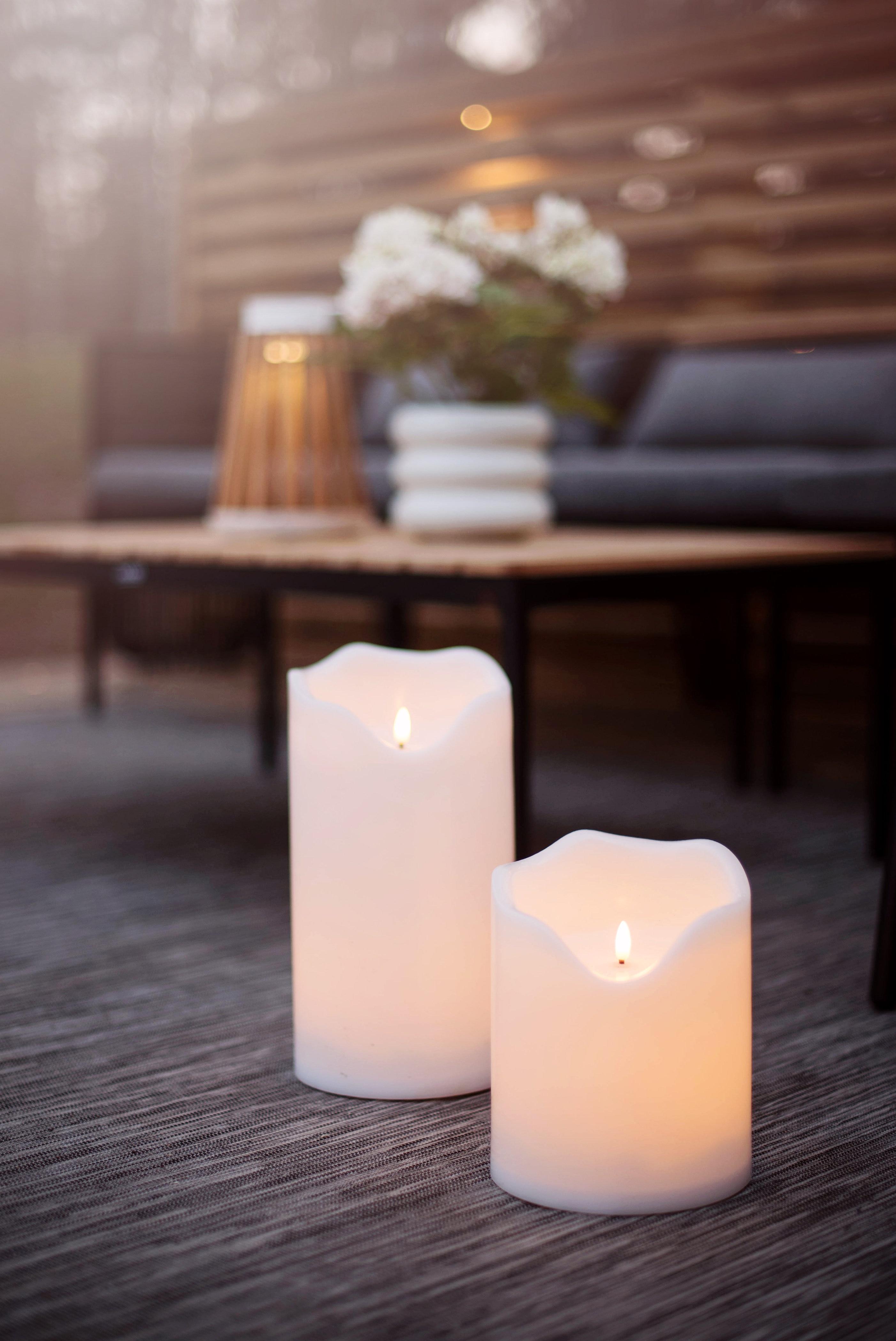 LED svece 20 cm Flamme