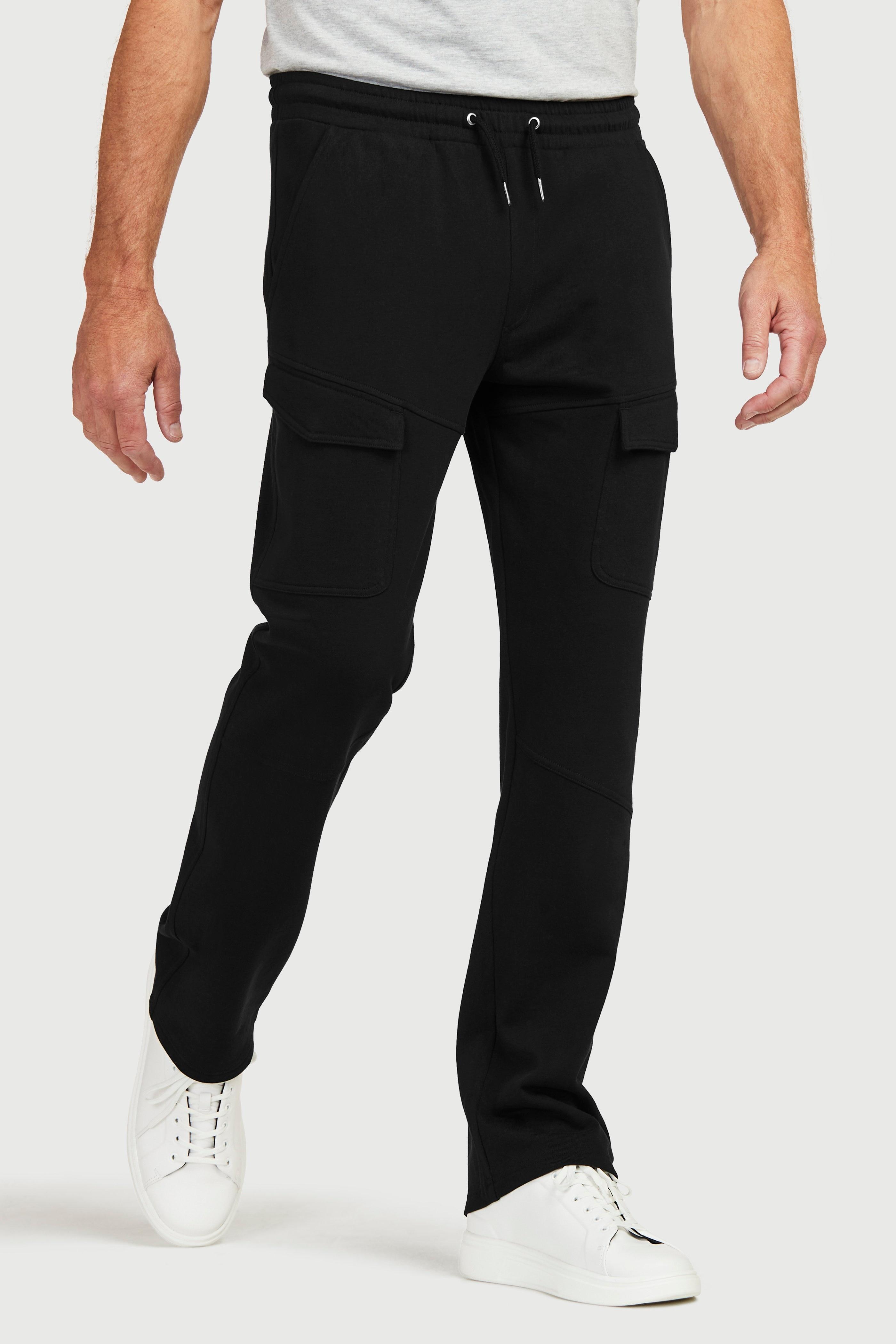 Baikas bikses ar cargo stila kabatām