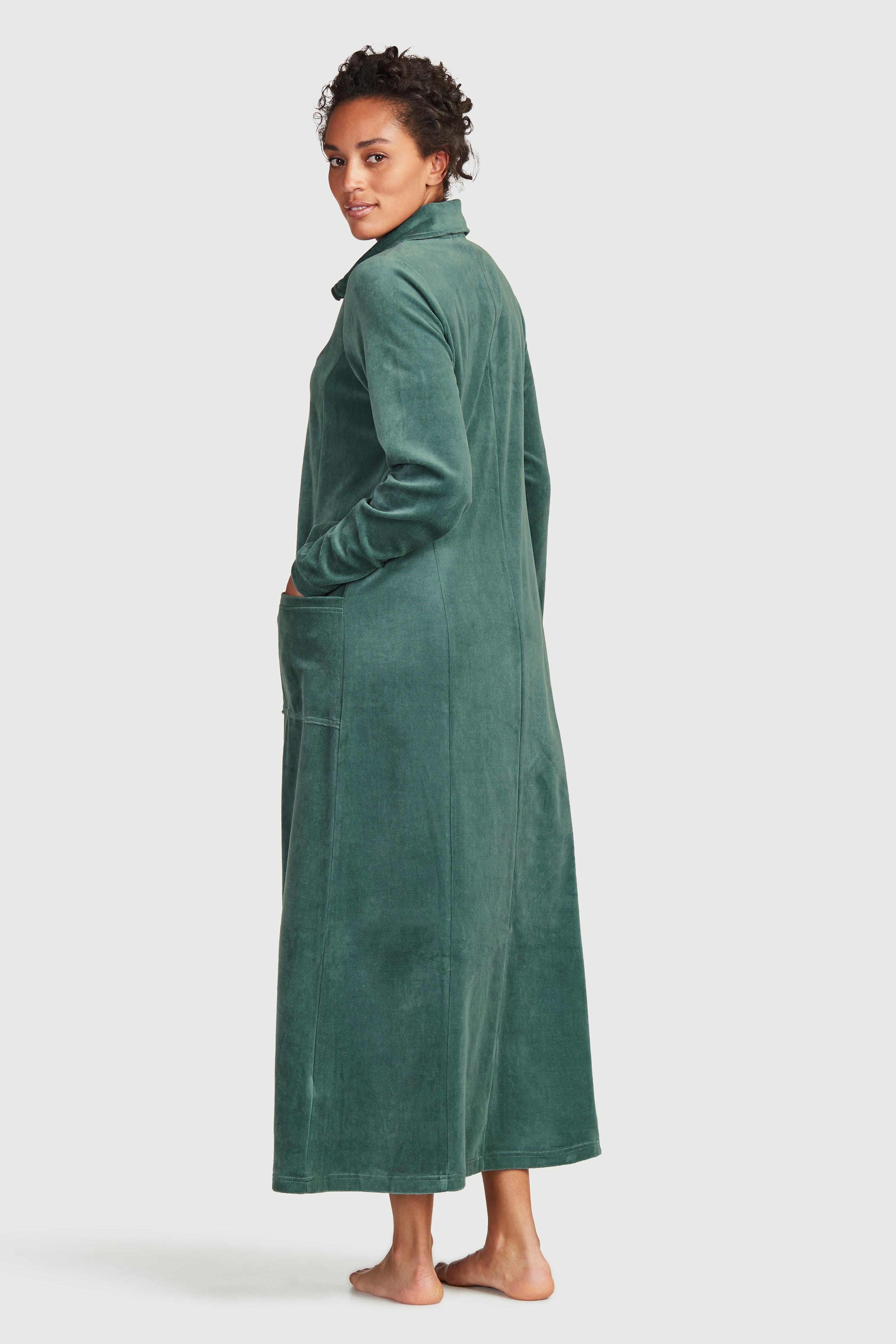 Velūra halāts