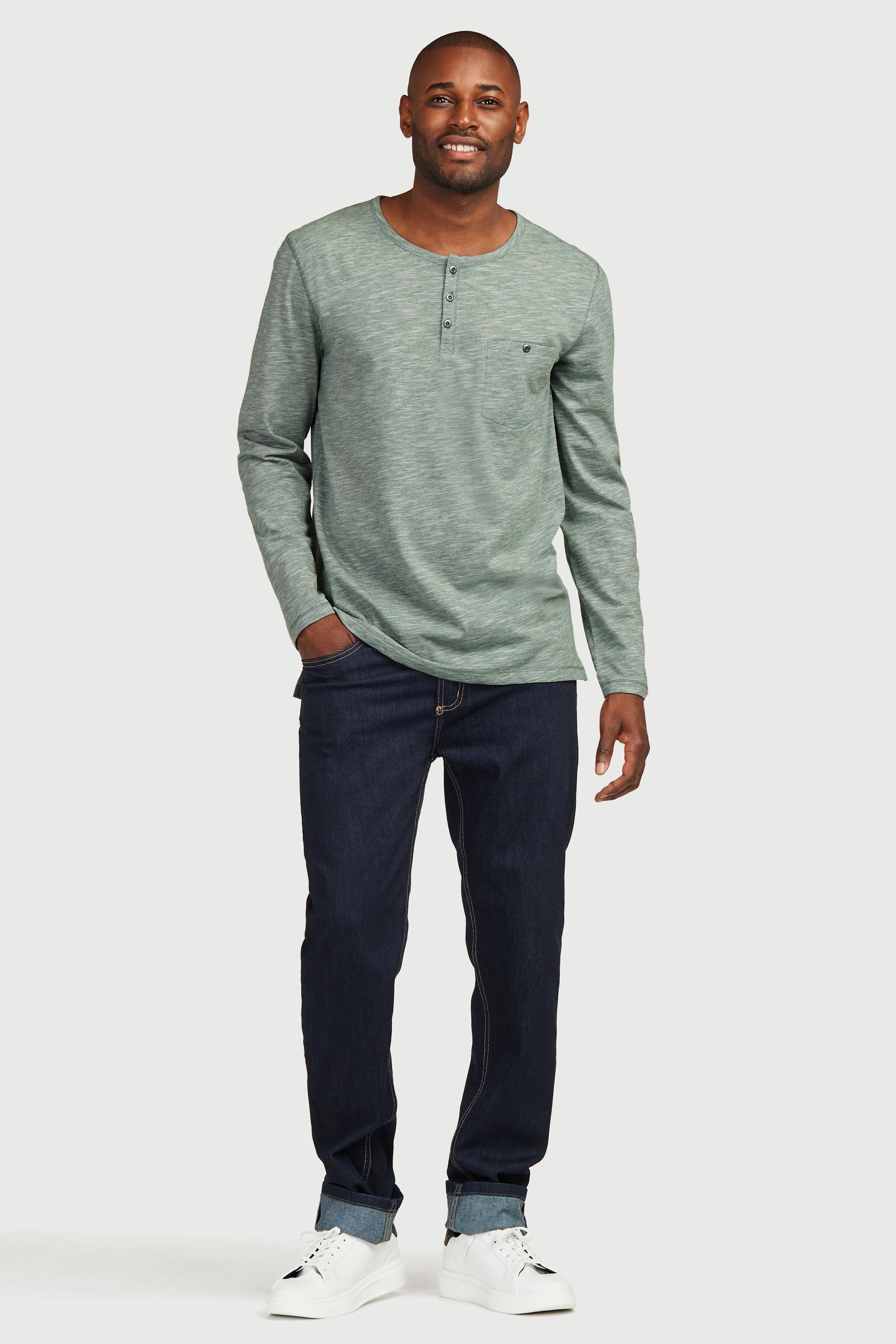 Garpiedurkņu džemperis
